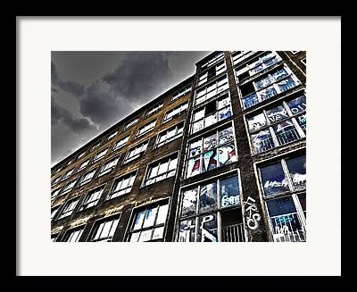 Stadtteil Framed Prints