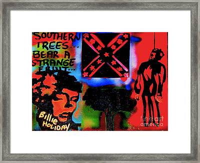 Strange Fruit Framed Print