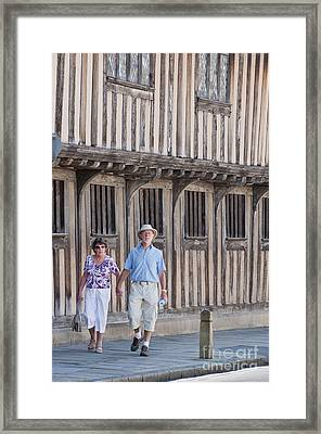Stratford Upon Avon Framed Print by Andrew  Michael