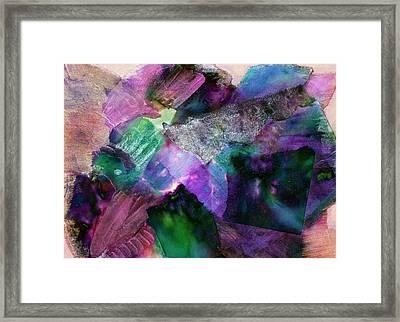 Stratum  Framed Print