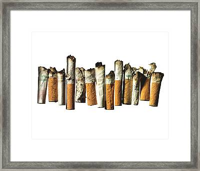 Street Finds 1 Framed Print