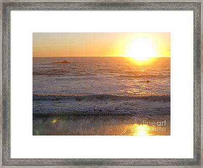 Framed Print featuring the photograph Strength by Tina Marie