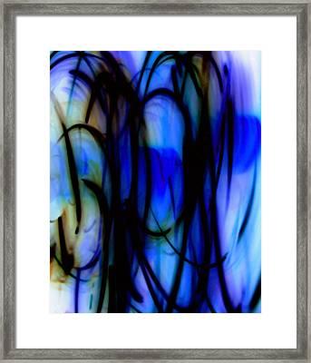 String Theory Framed Print by Duwayne Washington
