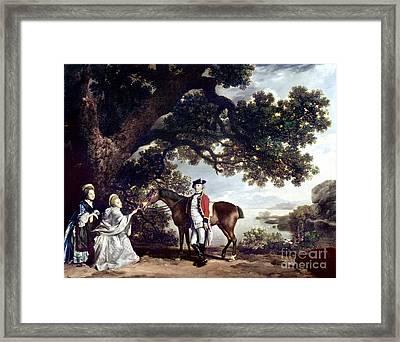 Stubbs Pocklington 1769 Framed Print by Granger
