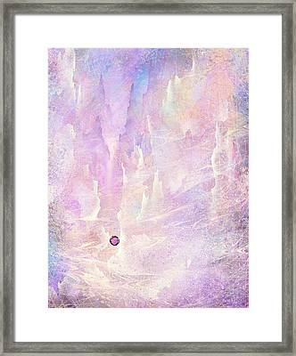 Stuck In A Moment Of Time Framed Print by Rachel Christine Nowicki