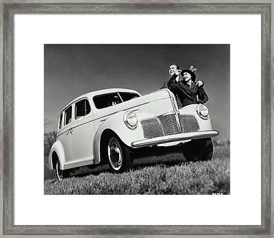 Studebaker, 1940 Framed Print