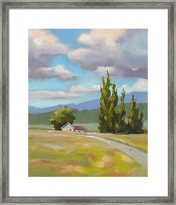 Study 3 Framed Print by Todd Baxter