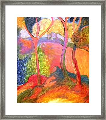 Study Of Nature Framed Print