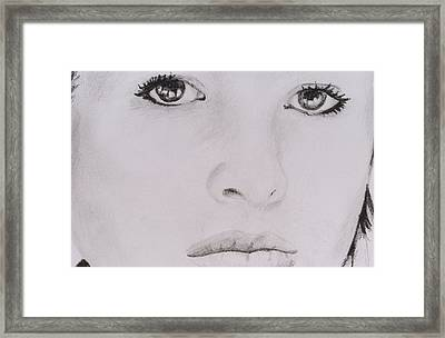 Stunning Framed Print by Nik English