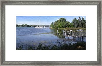 Sturgeon Bay I Framed Print by Doug Kreuger