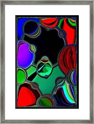 Subconscience  Framed Print by Elizabeth  Doran