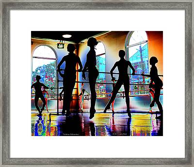 Sublime Silhouettes Framed Print