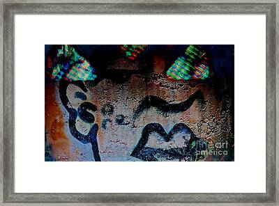 Sublime State Framed Print by Contemporary Luxury Fine Art