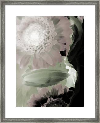 Subterranean Memories 9 - Dreams Framed Print