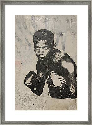 Sugar Ray Framed Print by Dustin Spagnola