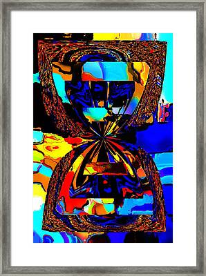 Summer 2012 Number 5 Framed Print by Rod Saavedra-Ferrere