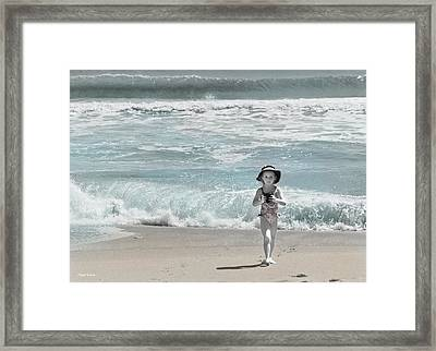 Summer Bliss Framed Print by Michelle Wiarda