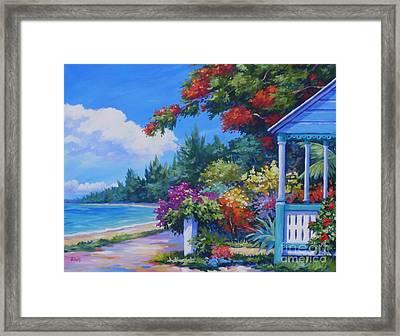 Summer Colours 20x16 Framed Print