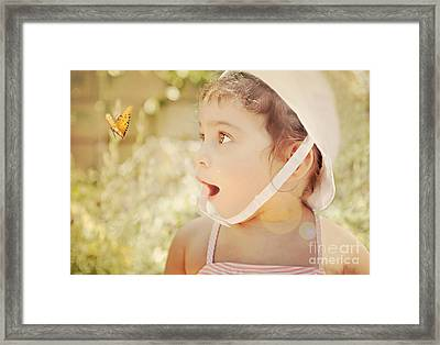 Summer Enchantment Framed Print