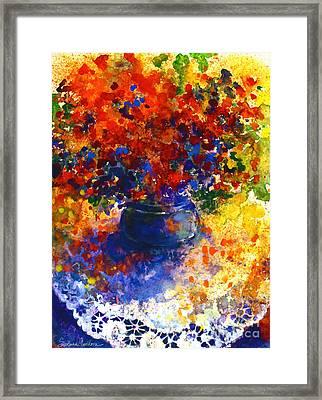 Summer Flowers Framed Print by Svetlana Novikova