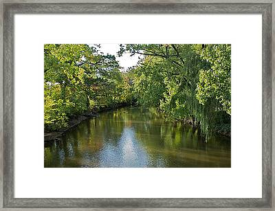 Framed Print featuring the photograph Summer Light by Joseph Yarbrough
