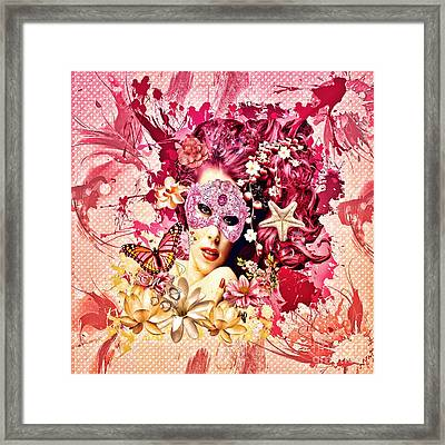 Summer Framed Print by Mo T