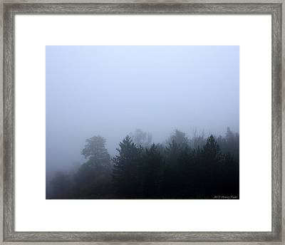 Framed Print featuring the photograph Summer Morning by Penny Hunt