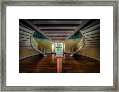 Summer Palace Framed Print by Adrian Evans