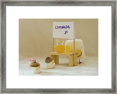 Summer Sweetness Framed Print by Heather Applegate
