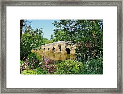 Summers Day Framed Print by Karen Grist