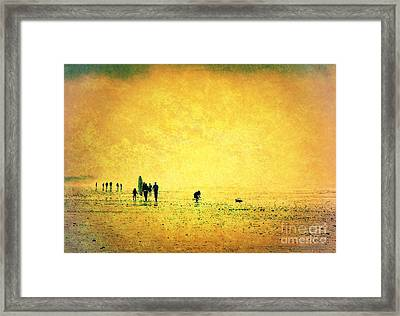 Summers End Framed Print by Billie-Jo Miller