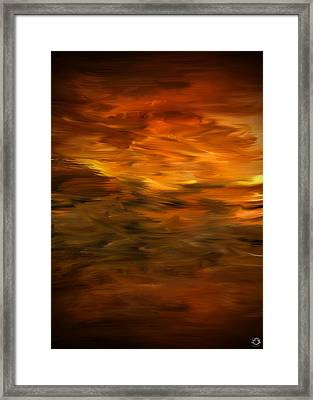 Summer's Hymns Framed Print by Lourry Legarde