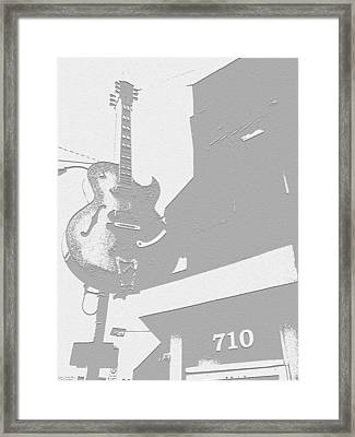 Sun Studios Framed Print by Jame Hayes
