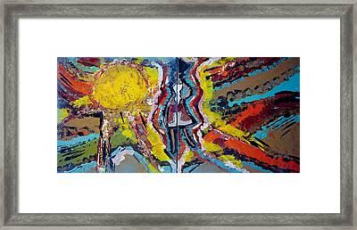 Sunny Days Framed Print