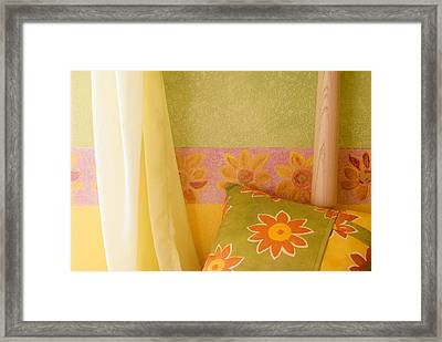 Sunny Morning Framed Print by Jerry McElroy