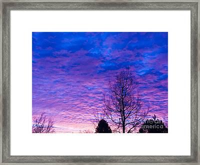 Sunrise Surprise 6 Framed Print by Scotts Scapes