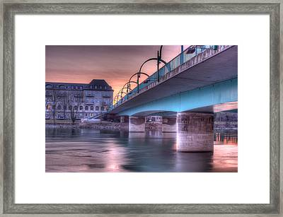 Sunrise Framed Print by Thorsten Kalweit