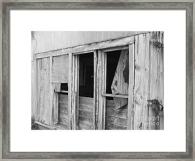 Sunroom Framed Print by Hendrix Moore