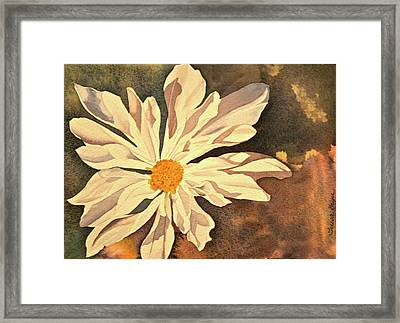 Framed Print featuring the painting Sunshine by Teresa Beyer