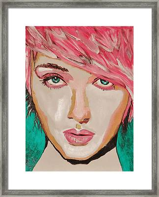 Super Mod 3 Framed Print by Michael Henzel