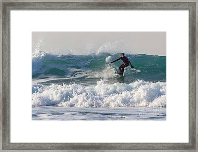 Surfers Paridise Framed Print by Brian Roscorla