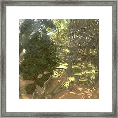 Surreal Landscape Framed Print