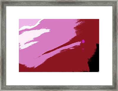 Surviving Breast Cancer Framed Print by David Lee Thompson