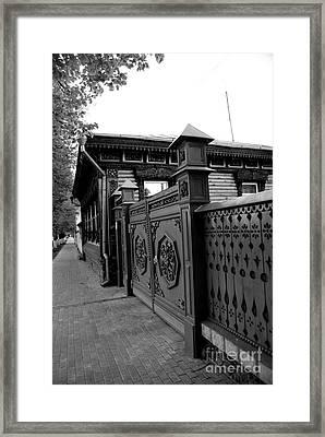 Suzdal 47 Framed Print by Padamvir Singh