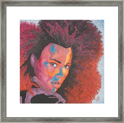 Swagger Framed Print by William Roby