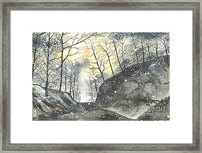 Swamp Rabbit Trail Three Framed Print