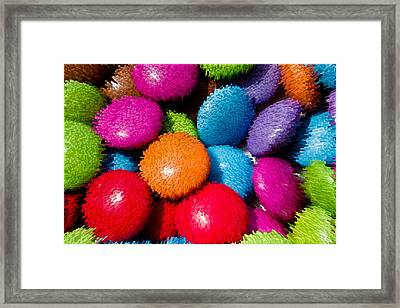 Sweet Abstract 3d Framed Print