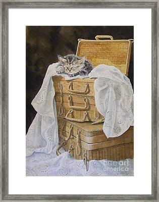 Sweet Dreams Sold  Framed Print