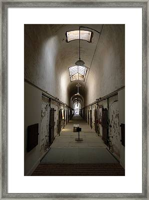 Sweet Home Penitentiary II Framed Print by Richard Reeve