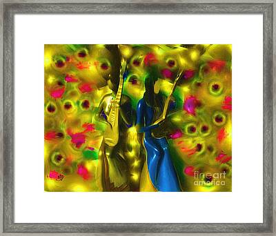 Sweet Melody Framed Print